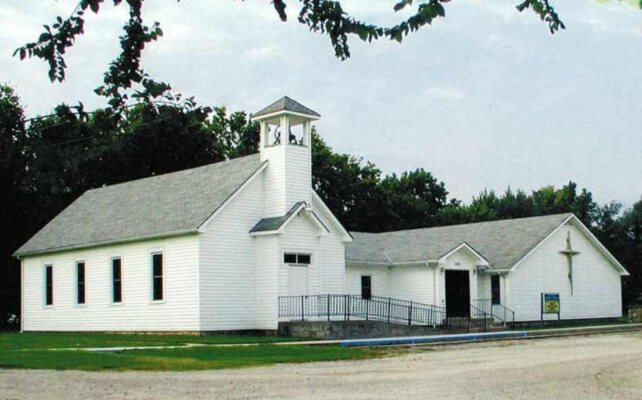 Church Building for Parkerville Baptist Church